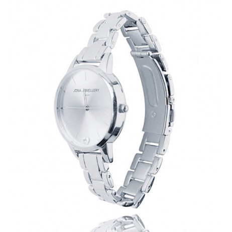 Joma Jewellery Silver Piper Watch JJW002
