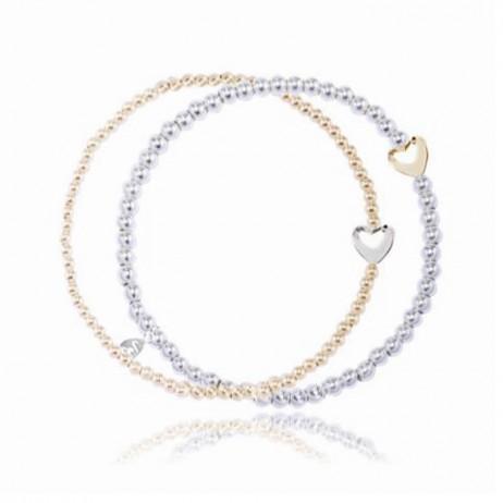 Joma jewellery bi colour forever bracelet