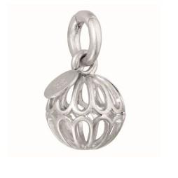 Sence Copenhagen Silver Plated Ornament Charm Pendant