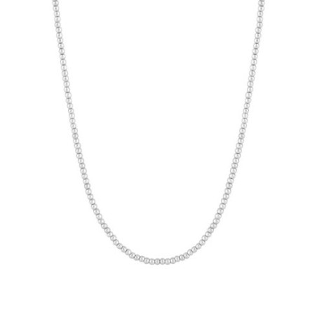 Sence Copenhagen Long Silver Plated Necklace