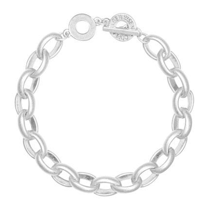 Sence Copenhagen Essentials Silver Plated Bracelet