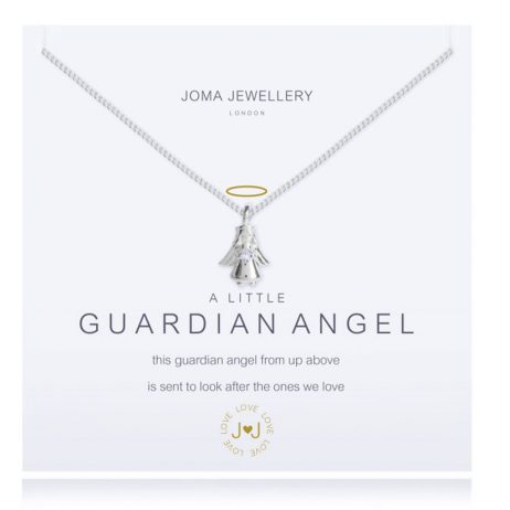 Joma Jewellery a little Guardian Angel Necklace 2341