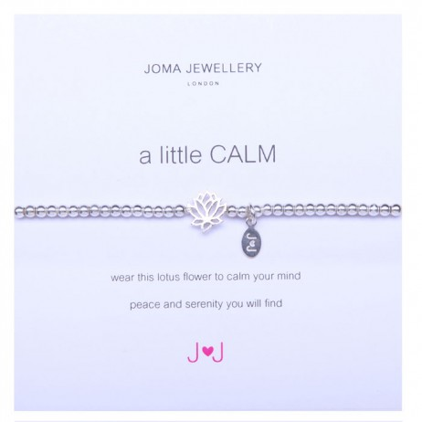 Joma Jewellery a little Calm silver Bracelet