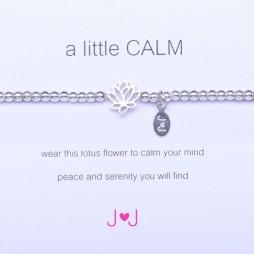 Joma Jewellery a little Calm silver Bracelet