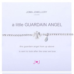 Joma jewellery a little guardian angel bracelet 475