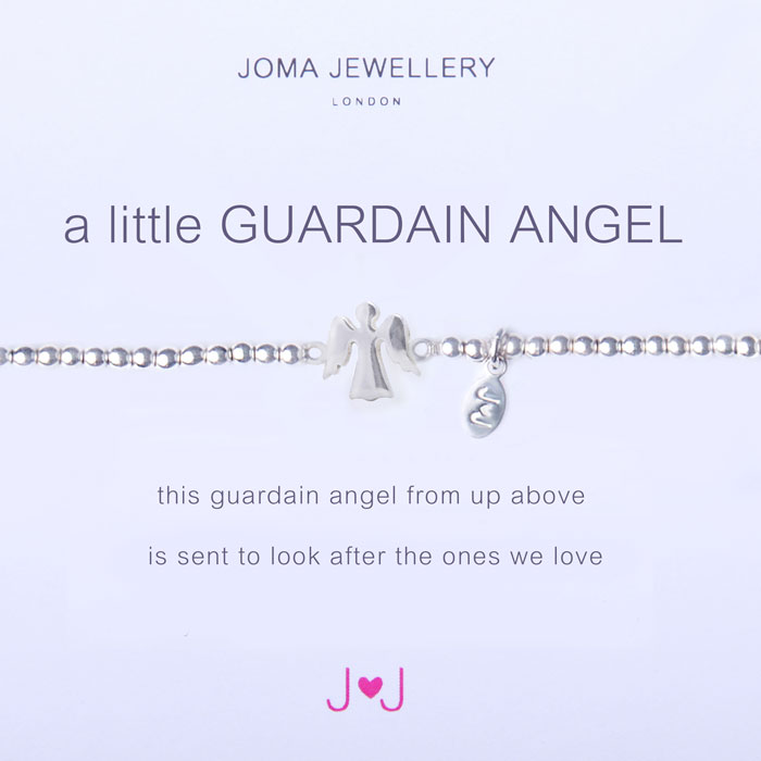Shop Joma Jewellery A Little Guardian Angel Bracelet