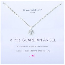 Joma Jewellery a little guardian angel Necklace 522
