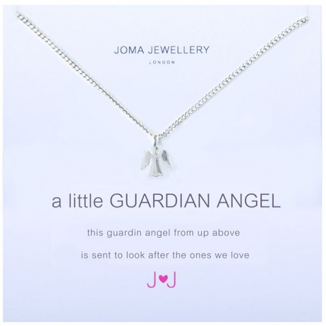 Joma Jewellery a little guardian angel Necklace