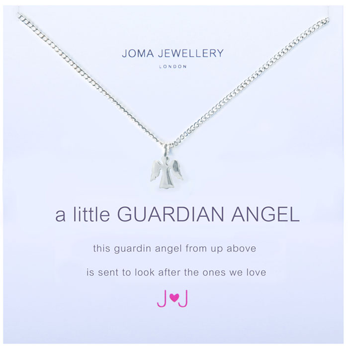 soundball necklace guardian angel p asp