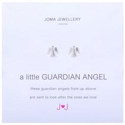 Joma Jewellery a little guardian angel Earrings