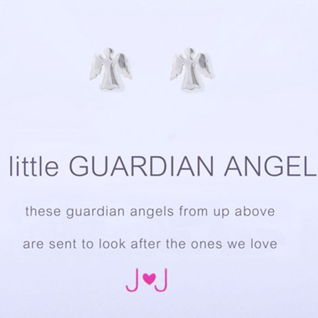 Joma Jewellery a little guardian angel Earrings 523