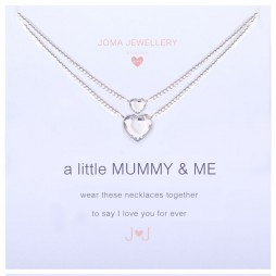 Joma Girls A Little Mummy & Me Necklaces