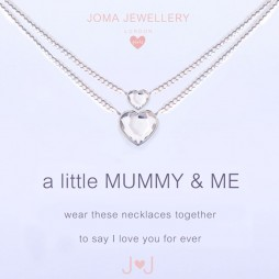 Joma Girls A Little Mummy & Me Necklaces C173