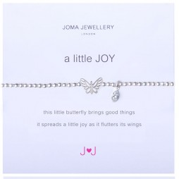 Joma Jewellery a little Joy Silver Bracelet 474