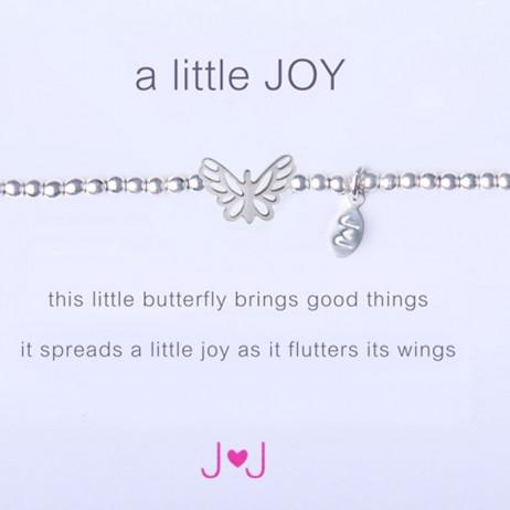 Joma Jewellery a little Joy Silver Bracelet 474