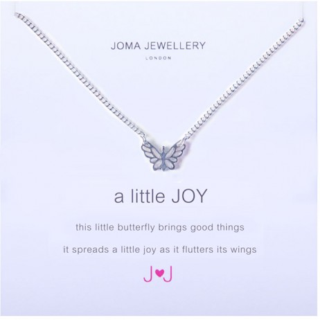 Joma Jewellery a little JOY Silver Necklace