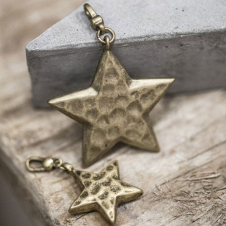 Tutti and Co Jewellery Gold Star Charm Pendant