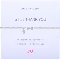 Joma jewellery a little thank you bracelet
