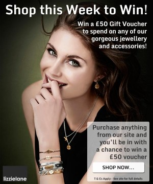Win £50 When You Shop with Lizzielane