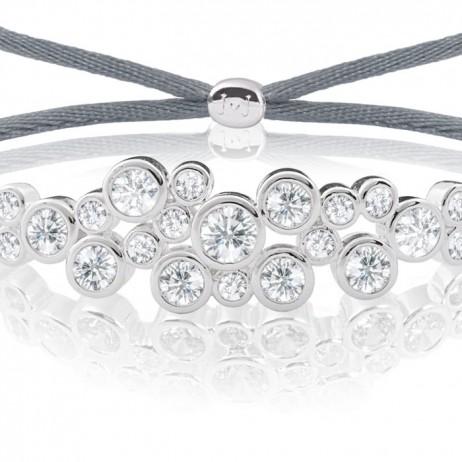 Joma Jewellery Crystal Celestia Friendship Bracelet 1374