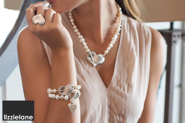 Danon Jewellery Hearts & Pearls