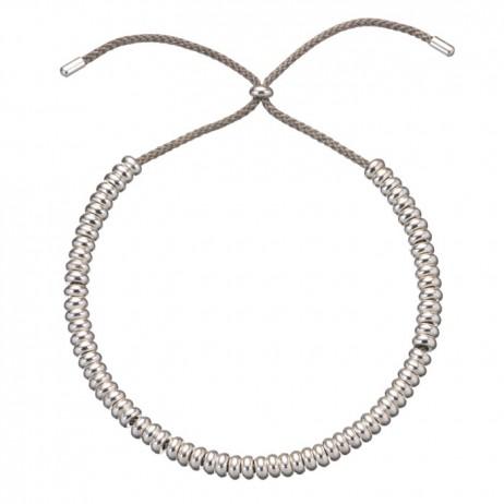 Estella Bartlett Silver Plated Bex Luxe Bracelet
