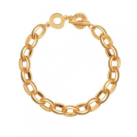 Sence Copenhagen Essentials Gold Plated Bracelet
