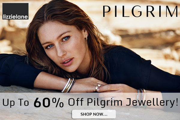 Up to 60% Off Pilgrim Jewellery