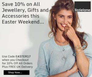 Easter Weekend 10% Off