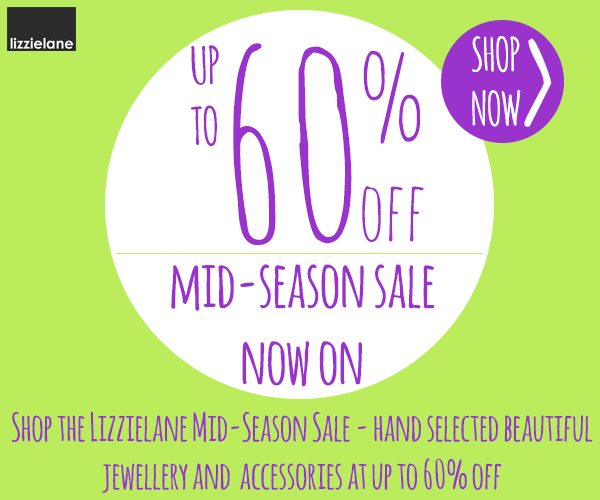 Lizzielane Jewellery Mid-Season Sale