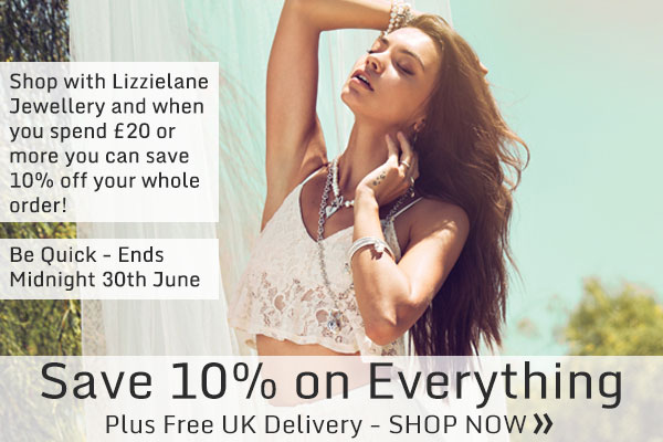 Save 10% on Jewellery and Accessories