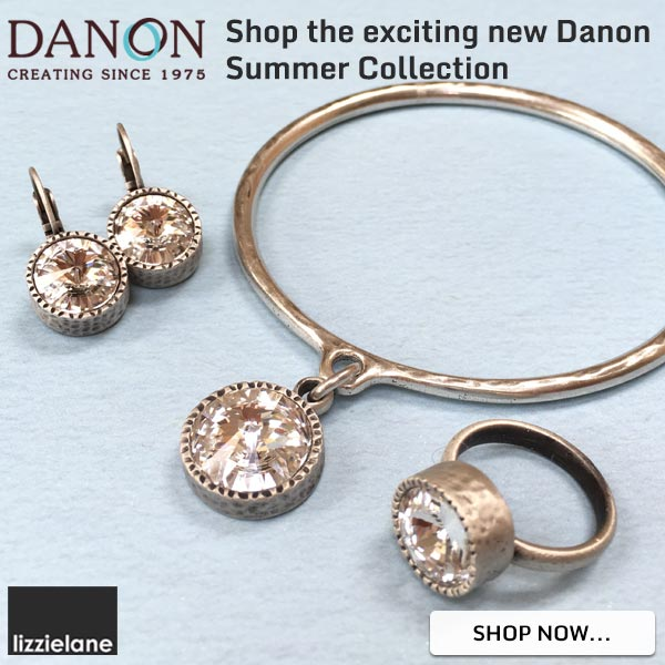 Danon Jewellery New Crystal Collection