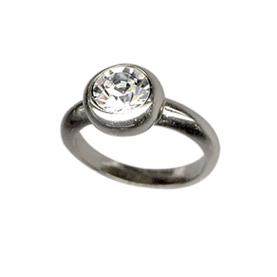 Danon Jewellery Swarovski Crystal Ring