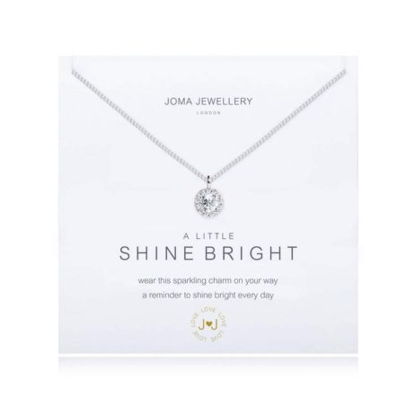 Joma Jewellery a little Shine Bright Crystal Necklace