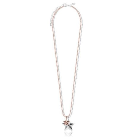 Joma Jewellery Issy Star Charms Necklace 1776