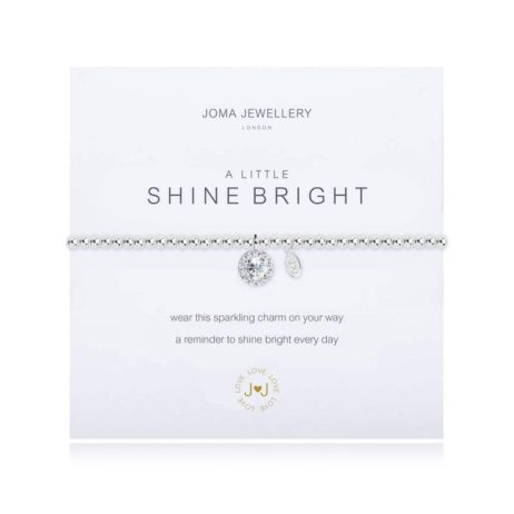Joma Jewellery a little Shine Bright Crystal Bracelet 1840