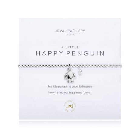 Joma Jewellery a little Happy Penguin Bracelet 1859