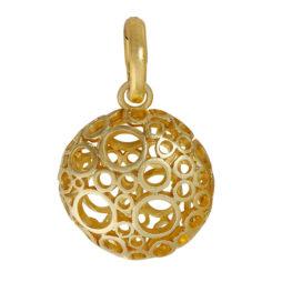 Sence Copenhagen Signature Bubbles Gold Charm