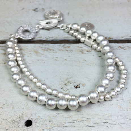 Sence Copenhagen New Boho Silver Bracelet