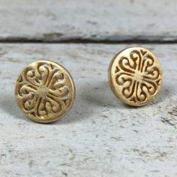 Sence Copenhagen Rooftop View Gold Earring
