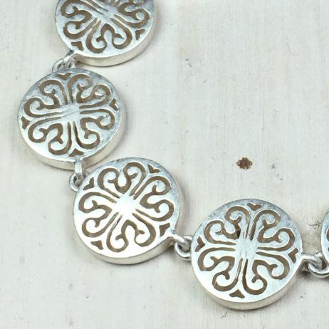 Sence Copenhagen Rooftop View Silver Bracelet