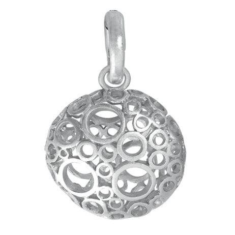 Sence Copenhagen Signature Bubbles Silver Charm