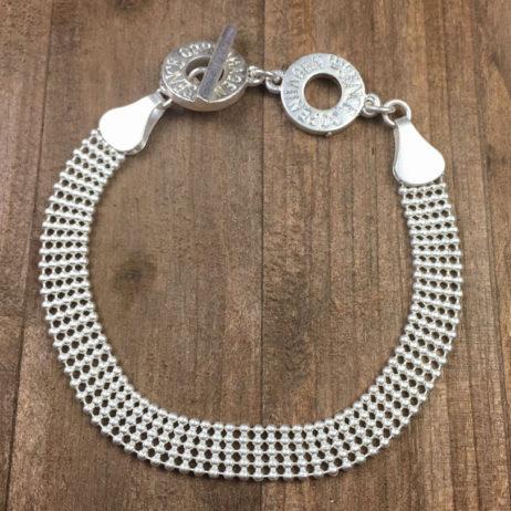 Sence Copenhagen Slim Signature Silver Bracelet