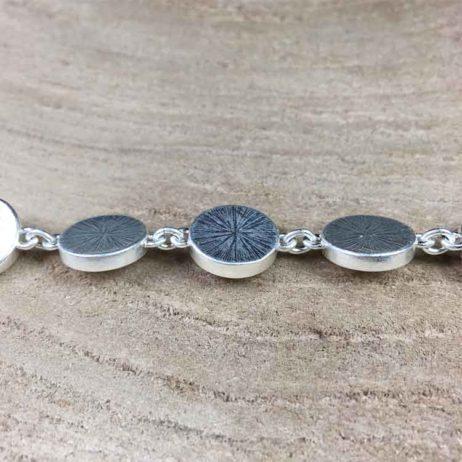 Sence Copenhagen Xmas Silver Bracelet with Freshwater Pearls - EOL