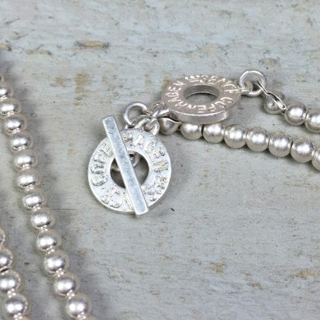 Sence Copenhagen New Boho Long Silver Necklace