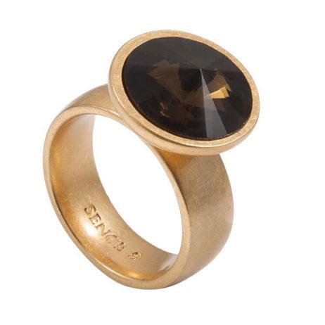 Sence Copenhagen Gold with Coffee Ring - EOL