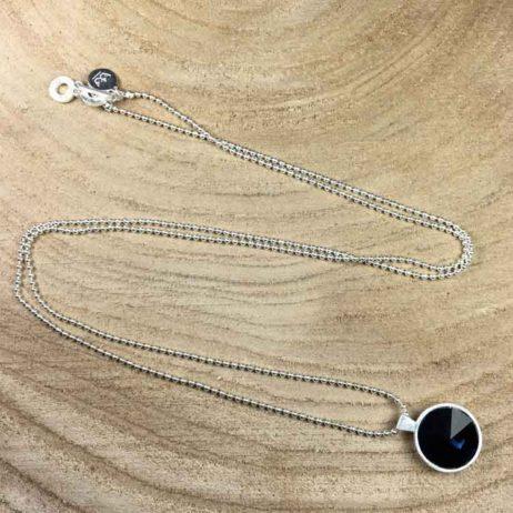 Sence Copenhagen Xmas Long Silver Necklace
