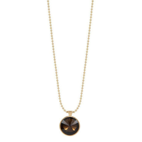Sence Copenhagen Xmas Long Gold Necklace - EOL