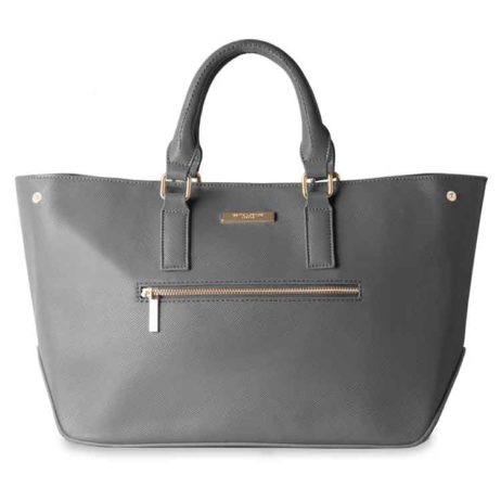 Katie Loxton Adalie Day Bag Charcoal - EOL