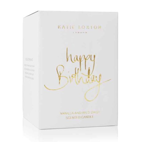 Katie Loxton Happy Birthday Candle *